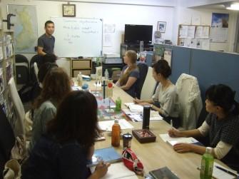 片瀬先生の授業