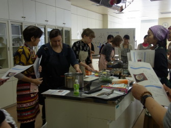 2017年2月開催ののフィンランド料理講習会
