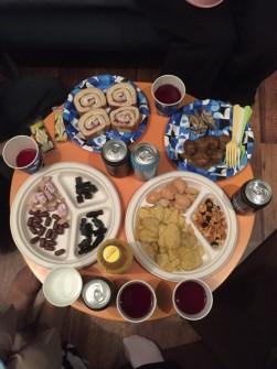 フィンランドのお菓子やドリンク