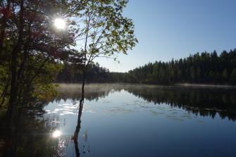 Seitseminen kansallispuisto (セイッツェミネン国立公園、2017年9月6日)