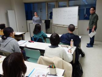 2018年入門コース初回授業2